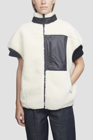 Sherpa Cocoon Vest